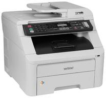 Brother MFC9325CW Wireless Color Printer with Scanner,
