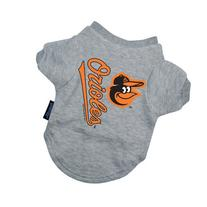 Hunter Mfg Baltimore Orioles Dog Tee Shirt, Machine Washable