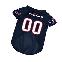 Hunter MFG Houston Texans Dog Jersey, Large