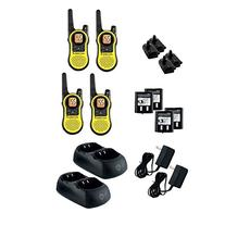 Motorola MH230R4PK Two Way Radio - 4 PACK