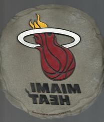 NBA MIAMI HEAT STEPPING STONE