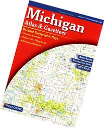 Michigan Atlas & Gazetteer