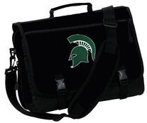 Michigan State University Laptop Bag Michigan State Computer Bag or Messenger Bag