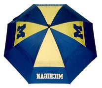 NCAA Michigan Team Golf Umbrella
