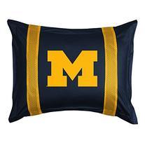 Michigan Wolverines Sideline Sham in Midnight Blue