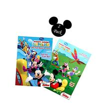 Disney® Mickey Mouse Clubhouse Big Fun Book to Color Set of