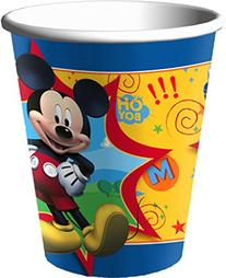 American Greetings Mickey Mouse Clubhouse 9 oz. Paper Party