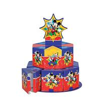 Mickey Mouse Clubhouse Favor Box Centerpiece Decoration for