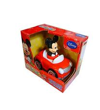 Disney Mickey Mouse Push and Go Racer Car