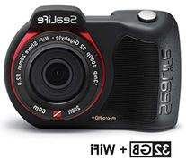 SeaLife Micro HD+ 32GB Wi-Fi Underwater Digital Camera