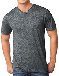 Yoga Clothing For You Mens Microburn V-Neck Tee Shirt,