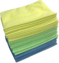 Zwipes Microfiber Cleaning Cloths | All-Purpose | Assorted