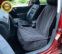 Lanyar Microfiber Dog Car Bucket Seat Cover for Pets Seat
