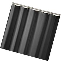 Maytex Microfiber Fabric Shower Curtain Liner