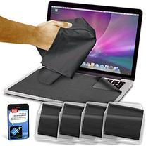 Clean Screen Wizard Microfiber Keyboard Covers, Screen