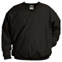 Badger Sport Microfiber Windshirt - 7618 - Black - Large