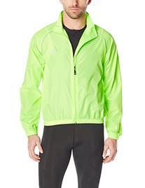Canari Cyclewear Men's Microlyte Shell Jacket, Killer Yellow