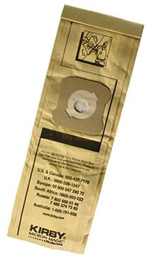 Kirby Micron Magic Filtration Vacuum Cleaner Bags -- For