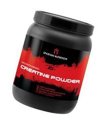 Spartan Nutrition Creatine Powder Unflavored 600g