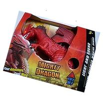 Mighty Dragon Light and Sound Battery Operated Dragon