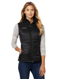 Columbia Women's Mighty Lite III Vest, Black, Medium