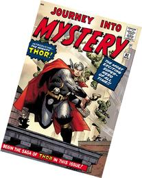 The Mighty Thor Omnibus, Vol. 1