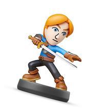 Nintendo Mii Swordfighter Amiibo  For Wii U