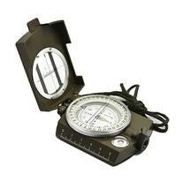 SE CC4580 Military Lensatic/Prismatic Sighting Compass with