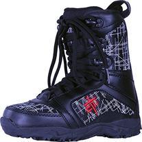 M3 Militia Junior Boy's Snowboard Boots 6