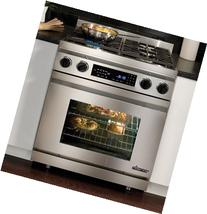 Dacor Millennia 30 In. Stainless Steel Freestanding Dual
