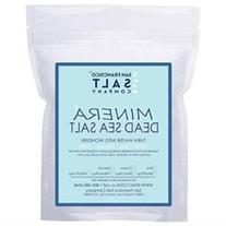 Minera Dead Sea Salt 10lbs - Fine Grain