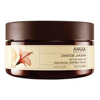 Ahava Mineral Botanic Body Butter - Hibiscus and Fig