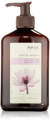 AHAVA Mineral Botanic Velvet Body Lotion, 13.5 fl oz