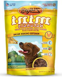 Zuke's Mini Naturals Dog Treats, Roasted Chicken Recipe, 16-