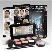 Mehron Mini-Pro Student Makeup Kit FAIR / OLIVE FAIR -