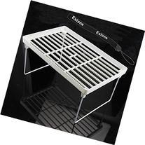 Estone® Mini Fold Kitchen Bath Rectangle Corner Shelf