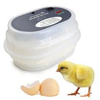 Magicfly Digital Mini Fully Automatic Egg Incubator 9-12