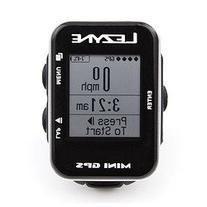 Lezyne Mini GPS Bike Computer, Polish/Hi Gloss