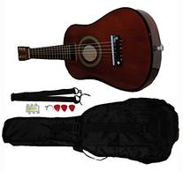 Mini Kids Acoustic Toy Guitar Kit Gig Bag + Picks + Strap +