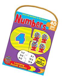 MasterPieces / Mini Learning Games Counting 40-Piece