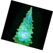 Mini Light-Up Christmas Tree - Green