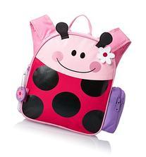 Stephen Joseph Mini Sidekicks Backpack,Ladybug,One Size