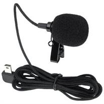 Professional Mini USB External Microphone with Collar Clip