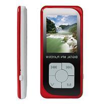 G.G.Martinsen 8GB Mini USB Port Portable Music MP3/MP4 ,
