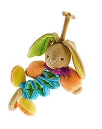 Kaloo Colors Mini Zig Musical Rabbit