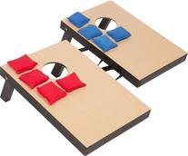Trademark Innovations Miniature Indoor Desktop Bean Bag Toss