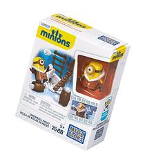 Mega Bloks Minions Snowball Fight