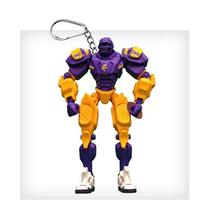 "Minnesota Vikings 3"" Team Cleatus FOX Robot NFL Football Key"