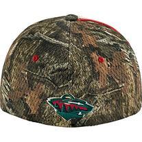 Legendary Whitetails NHL Minnesota Wild Slash Cap Large