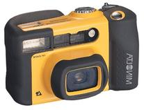 Minolta Vectis Weathermatic Zoom APS Camera